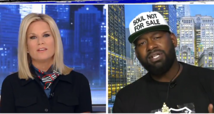 """BLM Leader: """"If This Country Doesn't Give Us What We Want, Then We Will Burn Down This System"""""""