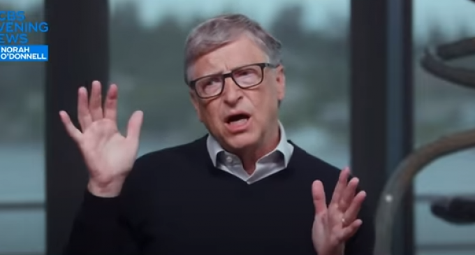 """Bill Gates: """"Multiple Vaccine Doses May Be Necessary"""" to Protect Against Coronavirus"""