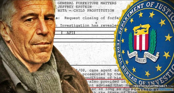 Records: FBI Failed in Multiple Attempts to Tie Citizen Trump to Jeffrey Epstein