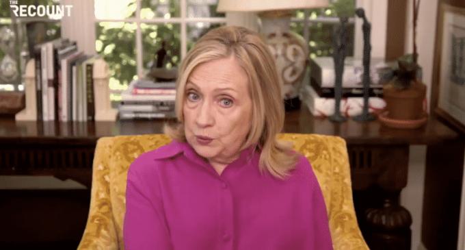"Hillary Clinton: ""Joe Biden Should Not Concede Under Any Circumstances"""