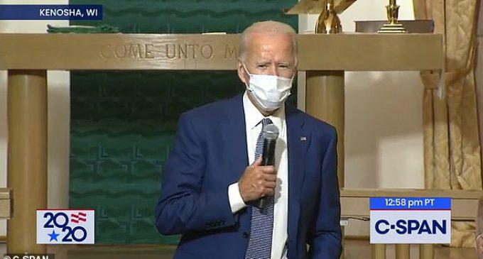 Biden: 'A Black Man Invented the Light Bulb, Not a White Guy Named Edison'