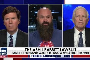 Ashli Babbitt's Husband Responds to Interview With Capitol Hill Police Officer Who Killed Her