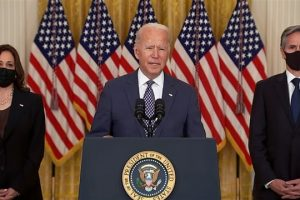 Biden: We Will Get Every American Home, But We Can't Guarantee Their Safety