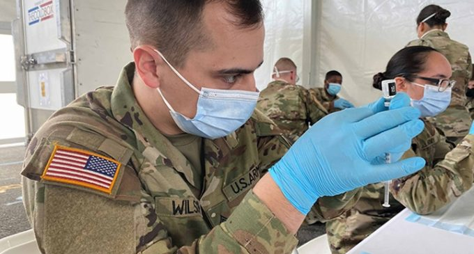 FDA Approves First COVID-19 Vaccine, Pentagon Mandates Vaccinations for All Troops