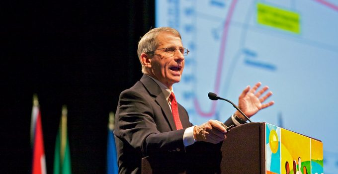 Fauci: 'A Variant Worse Than Delta' Could Arise Because of the Unvaccinated