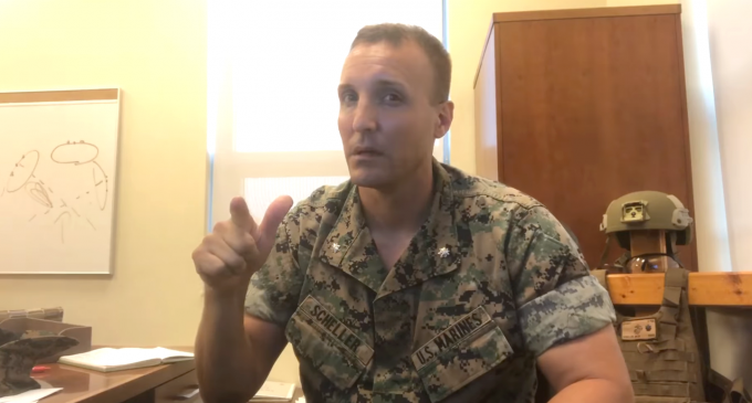 Marine LTC Fired After Calling Out Senior Leaders for Afghanistan Failures in Viral Video