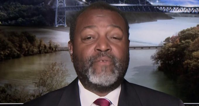 MSNBC's Malcolm Nance on Kabul Bombing that Killed 13 U.S. Service Members: '#DealWithIt'