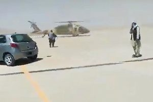 Video Appears to Show Taliban Operating US Black Hawk Helicopter