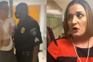 Texas School Board Bars Parents From Attending Meeting, Police Physically Remove Parent