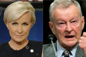 """Brzezinski: It is Infinitely Easier to Kill a Million People Than to Control a Million People"""""""