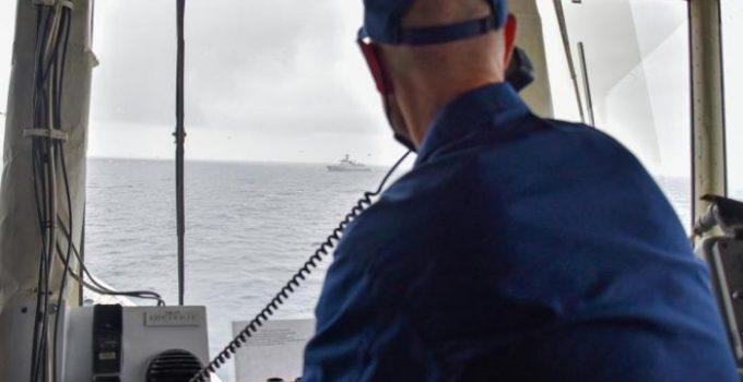 U.S. Coast Guard Shadows Chinese Warships Off Coast of Alaska