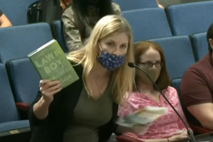 School Board Silences, Mocks Parent for Reading Highly Explicit Books From Its Own Library