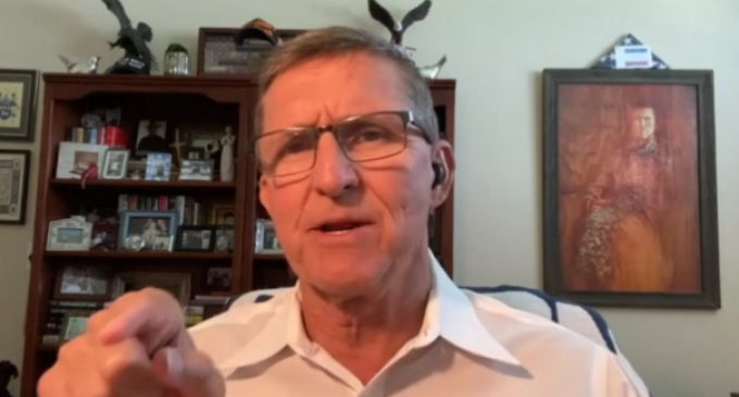 Lt. Gen. Flynn: America is Being Taken Over by a Very Small Group of Marxists