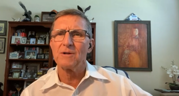 General Flynn: Country is Being Taken Over by a Very Small Minority of Marxists