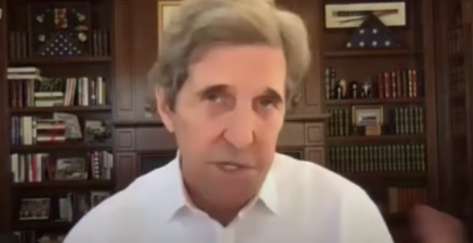 John Kerry: Great Reset Will Happen With 'Greater Speed, Intensity' Than Most Might Image
