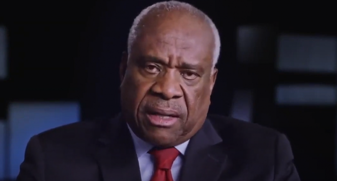 """Justice Thomas Exposes Biden as Someone Who Has """"No Idea What They're Talking About"""""""