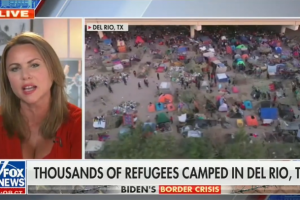 Lara Logan: 'Bioweapons Specialists' Told Me Migrant Surge Is a Way to Launch a 'Virus Attack in Your Own Country'
