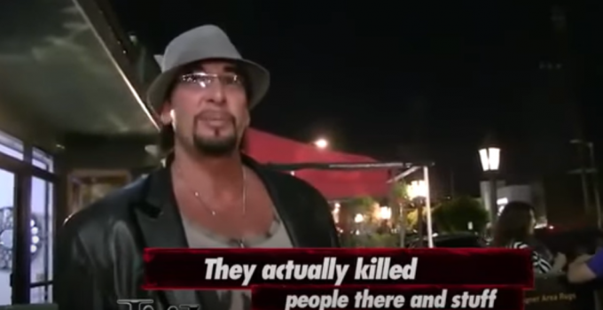 """Bassist for The Scorpions Admits He Attended a Party Where """"They Actually Killed People"""""""
