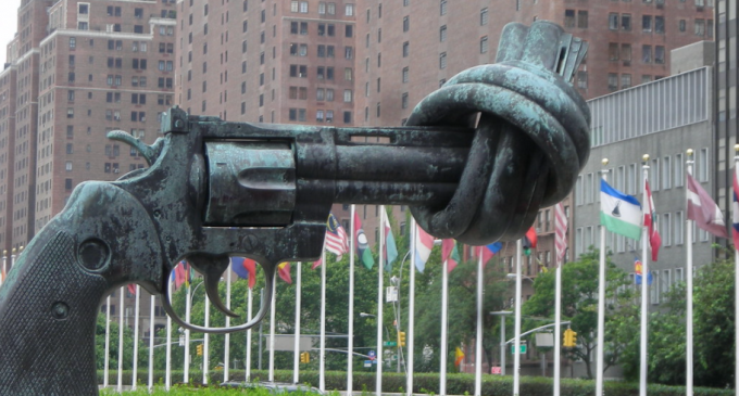 Biden Admin Aims to Sign UN Global Gun Registration Treaty
