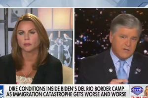 """Hannity: """"A Migrant Surge is a Potential Way for America's Enemies to Actually Launch a Virus Attack"""""""