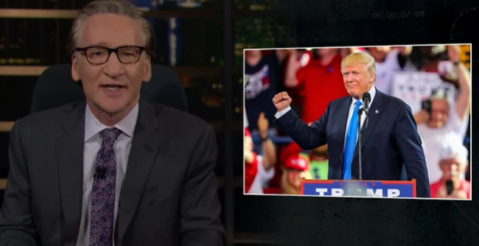 Bill Maher Shocks Audience With Trump 2024 Victory Prediction Scenario