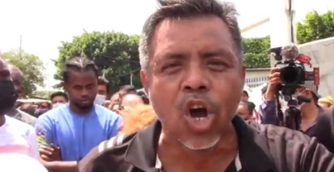 Leader of Migrant Caravan Warns 'We Are Ready for War' as 60,000 Headed to US in Coming Weeks