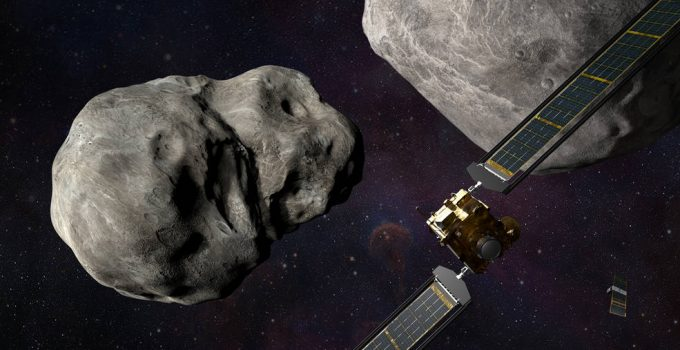 """NASA to Launch """"Armageddon""""-style Mission, Crash Into Asteroid's Moon to Test """"Planetary Defense"""""""