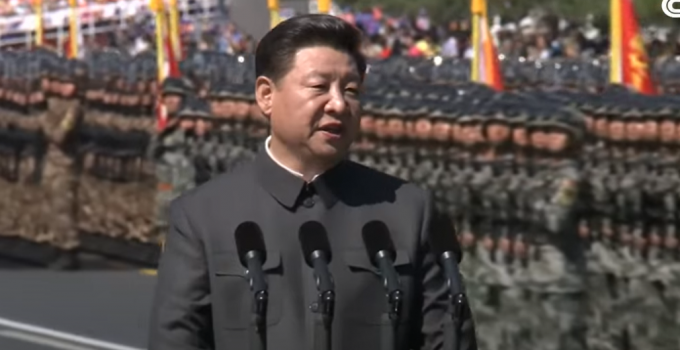 China: WWIII Could Be Triggered 'At Any Time'