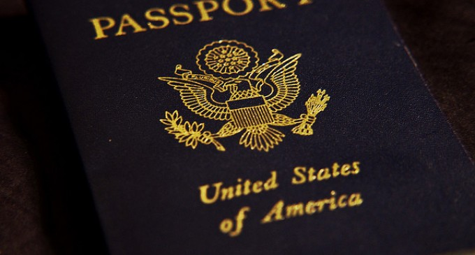 TSA Agent Thinks District of Columbia Foreign Country