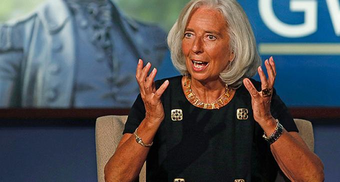 IMF: Tax Americans 71%