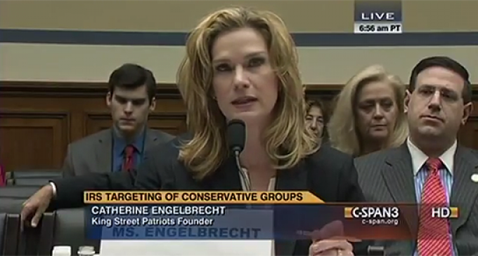 Tyranny Exposed in Hearings – Targeted by IRS, OSHA, ATF, FBI
