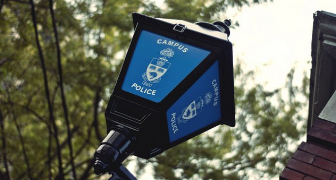 Campus Police Forces Extend Reach