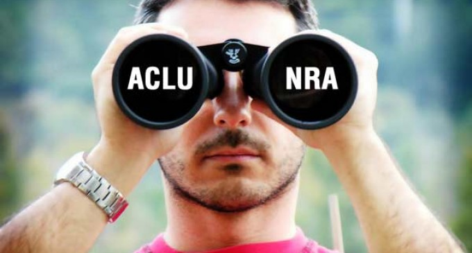 NRA supports ACLU legal challenge of NSA overreach