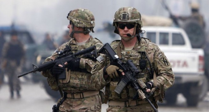 Thousands Of Experienced Soldiers Fired