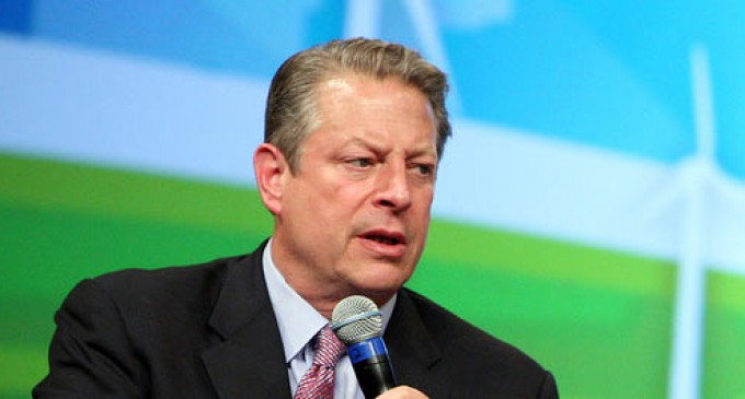 Al Gore admits Edward Snowden revealed evidence of crimes against the U.S. Constitution