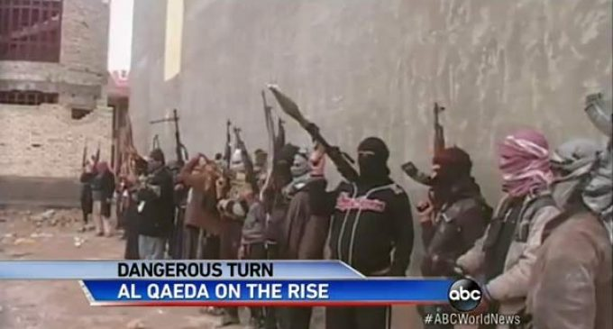 Al-Qaeda On The Rise in Iraq
