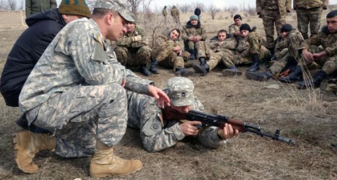 U.S. Trained ISIS Forces At Secret Jordan Base