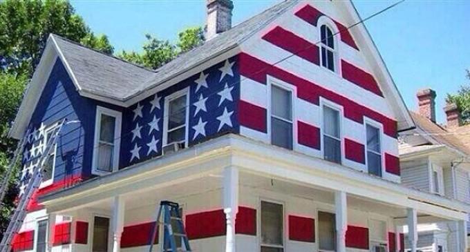 Patriot Paint Jobs