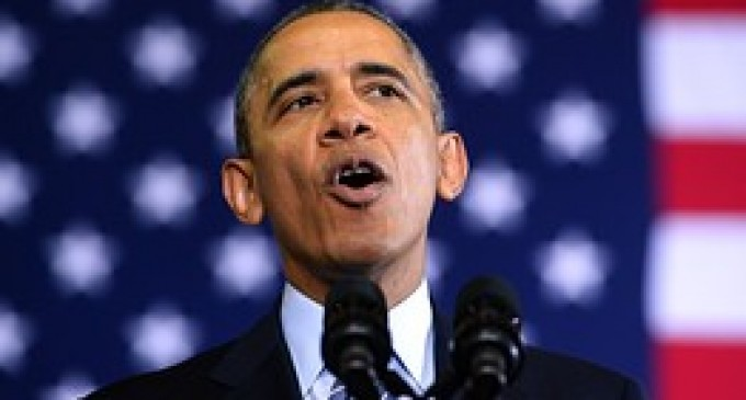 Obama Breaks The Law Again, Delays Employer Mandate