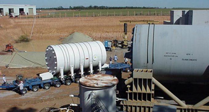 Nuclear Plant Leak in South Carolina