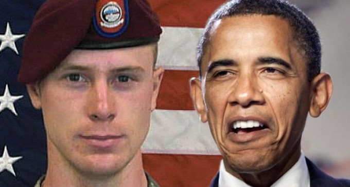 Obama Knew Bergdahl was a Traitor Before Trading for Him For 5 Terrorists