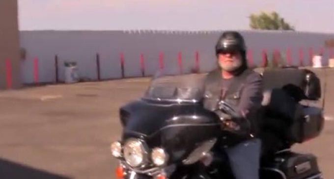 Texas Bikers Ride to Mexico to Free U.S. Marine