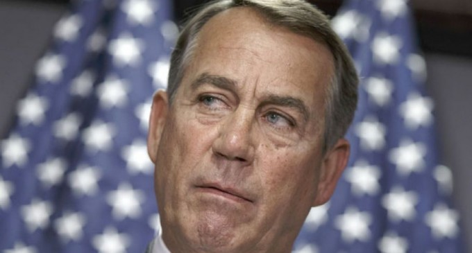 John Boehner To File Suit Against President Barack Obama