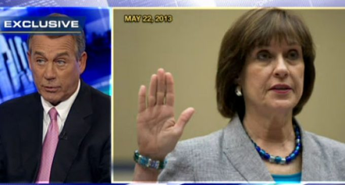 Lois Lerner To Face Jail Time?