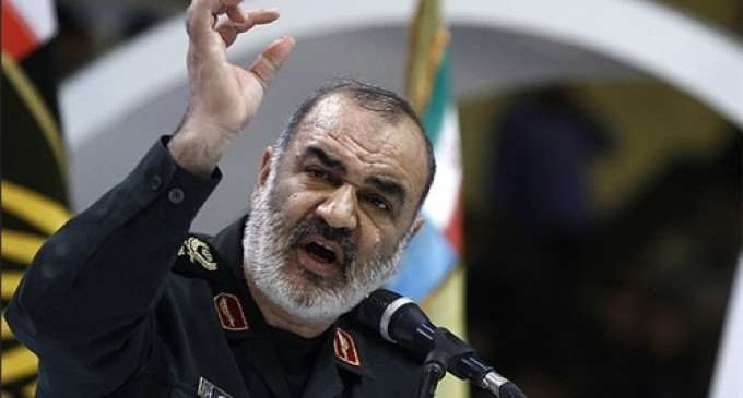 "Iranian Brig. Gen. Brags Of Plans to Attack U.S. ""From Within"""