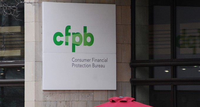 U.S. Consumer Financial Protection Bureau resorts to data mining