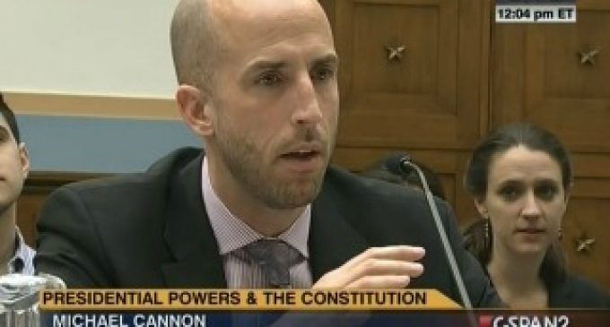 Expert Testimony: Obama's 'Ignoring Laws' Could Lead to Revolution