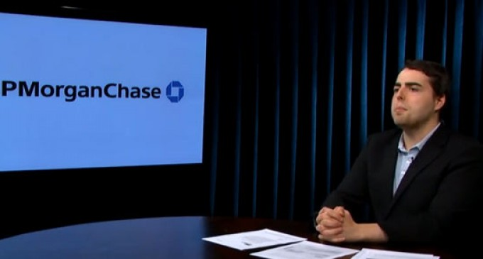 Chase bank limits cash available to clients – Orders from above