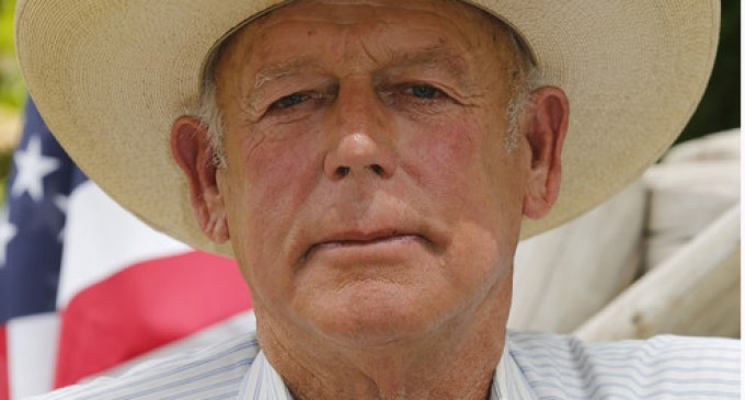 Nevada Rancher Cliven Bundy Arrested by FBI, Charged with Assault and Conspiracy
