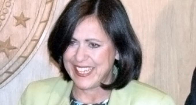 Angela Giron's Liberal Denial